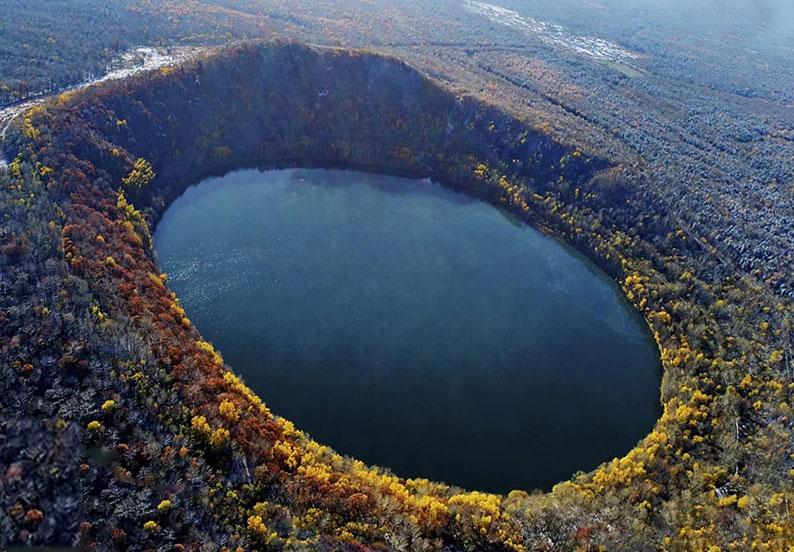 Бессточное озеро